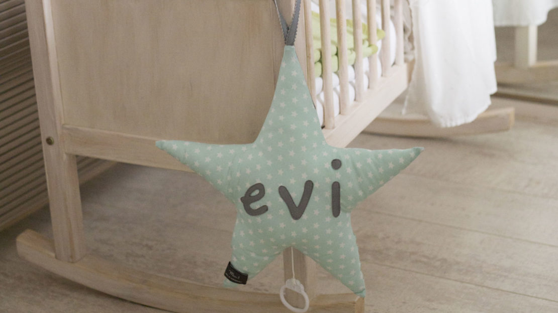 Geboorte van Evi